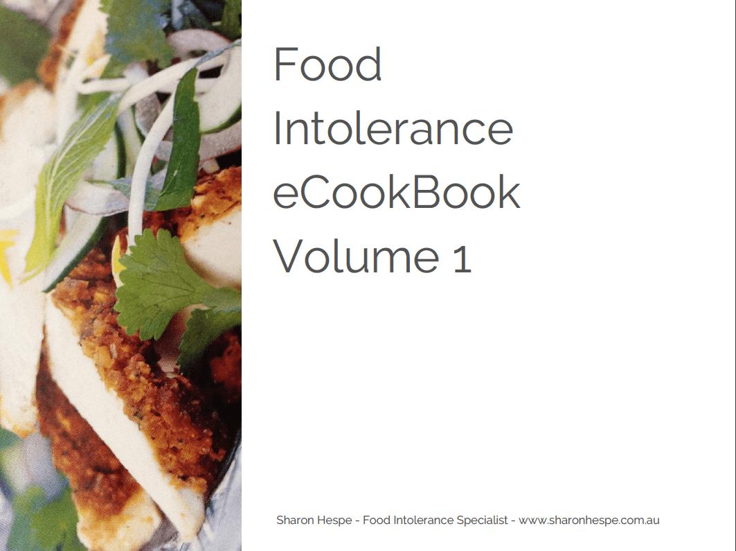 Sharon hespe cookbook recipes for food intolerances sharon sharon hespe cookbook recipes for food intolerances forumfinder Images
